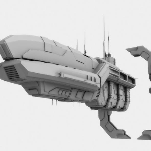 Spaceship and Jumpgate Models