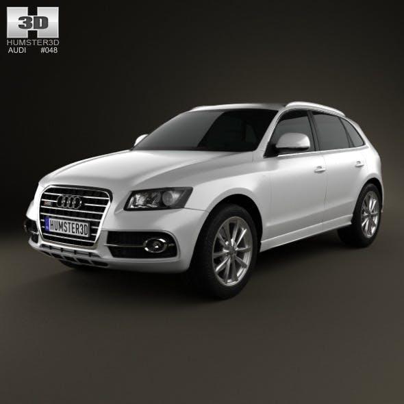Audi SQ5 2013 - 3DOcean Item for Sale