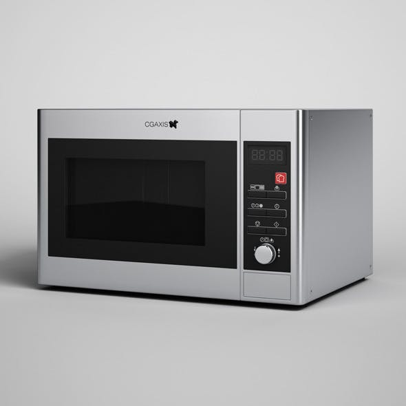 CGAxis Countertop Microwave Oven 11
