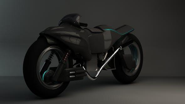 Future Bike - 3DOcean Item for Sale