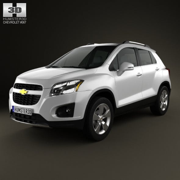 Chevrolet Trax 2013 - 3DOcean Item for Sale
