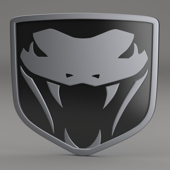 Dodge Viper Fangs Logo
