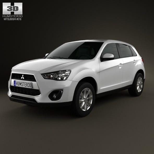Mitsubishi Outlander Sport (RVR / ASX) 2012
