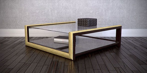 """""""Centre"""" table by AMBOAn - 3DOcean Item for Sale"""
