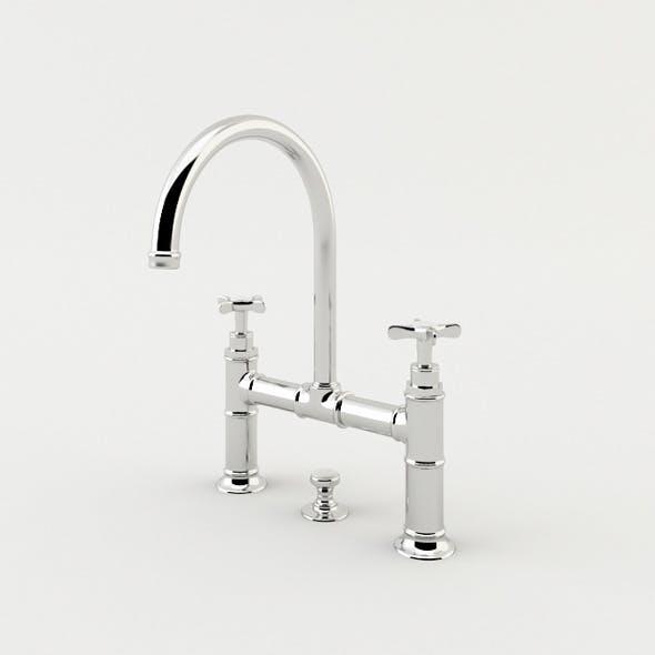 Washbasin Faucet - 3DOcean Item for Sale