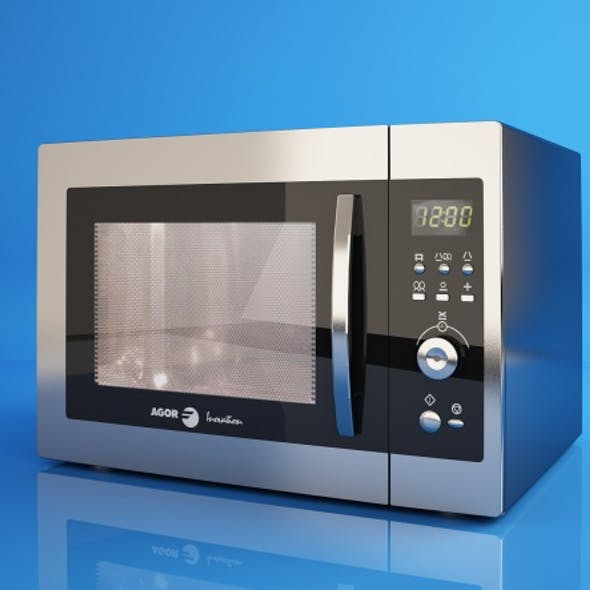 (F)agor microwave oven