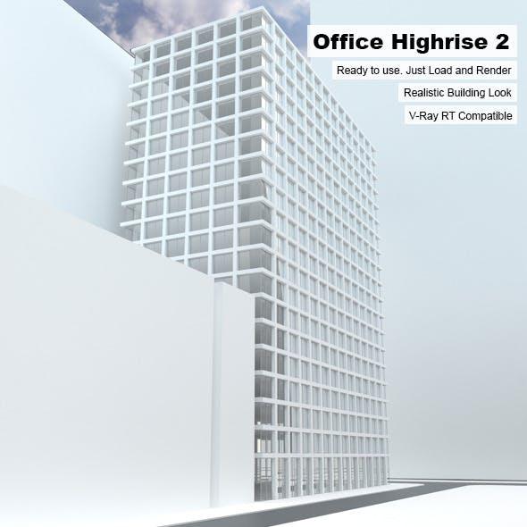Building Highrise - 3DOcean Item for Sale