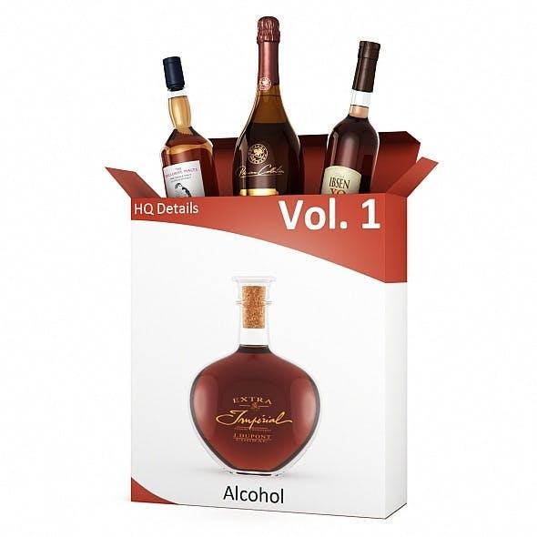 HQ Details - Vol.1 Alcohol