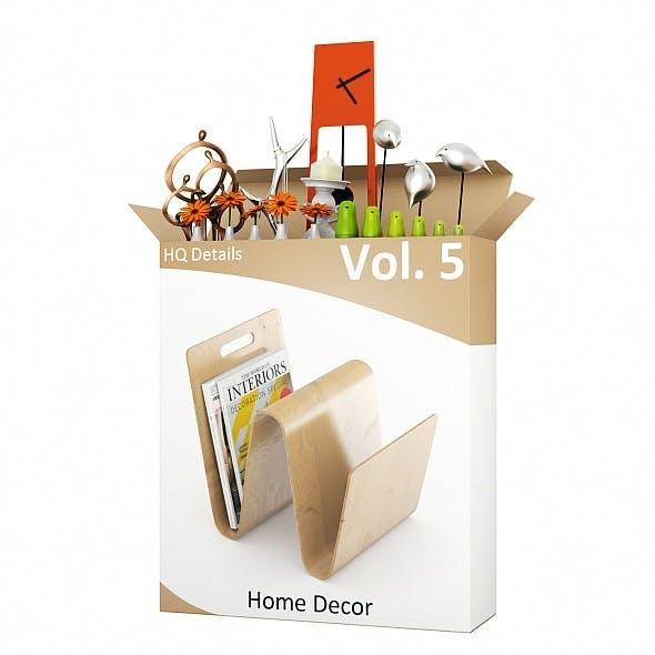 HQ Details - Vol.5 Home Decor