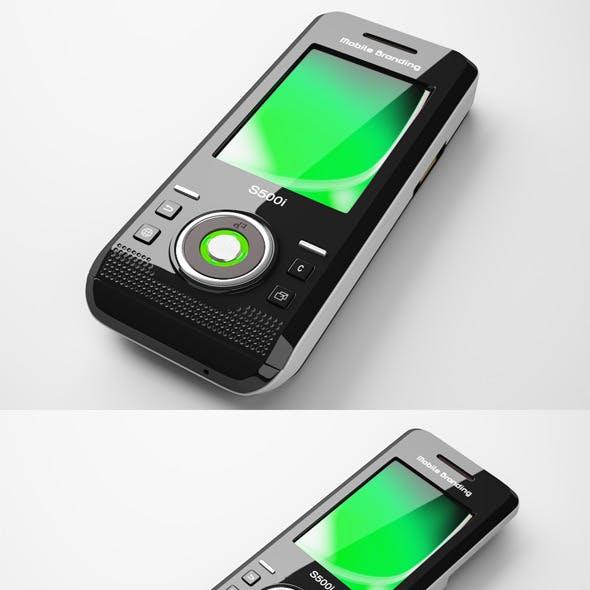 Sliding Mobile Phone