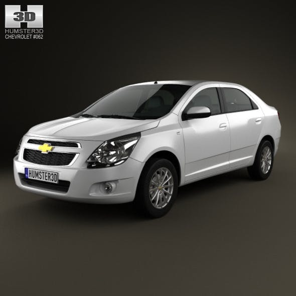 Chevrolet Cobalt 2012 - 3DOcean Item for Sale