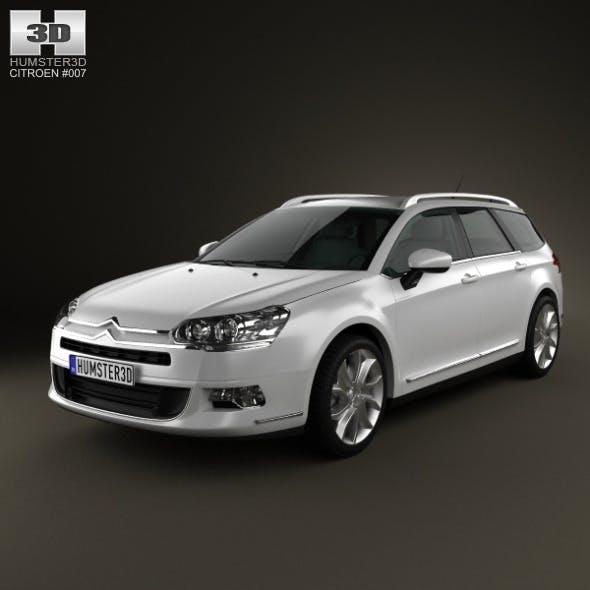 Citroen C5 Tourer 2011 - 3DOcean Item for Sale