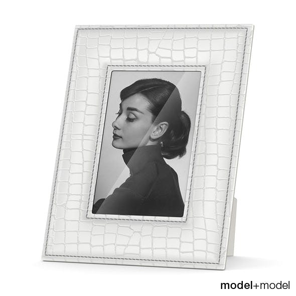 White skin picture frame - 3DOcean Item for Sale