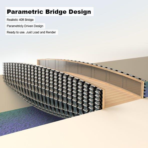 Parametric Bridge Design
