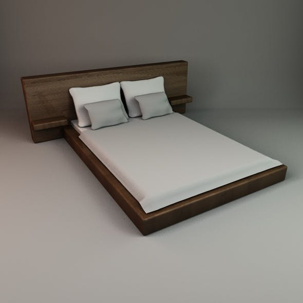 Stylish Bed 2