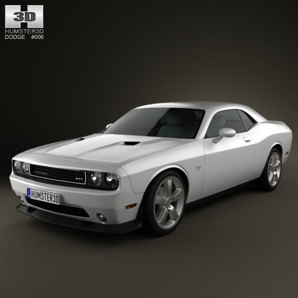 Dodge Challenger SRT8 2011