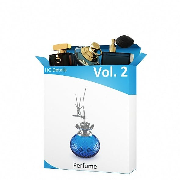 HQ Details - Vol.2 Perfume