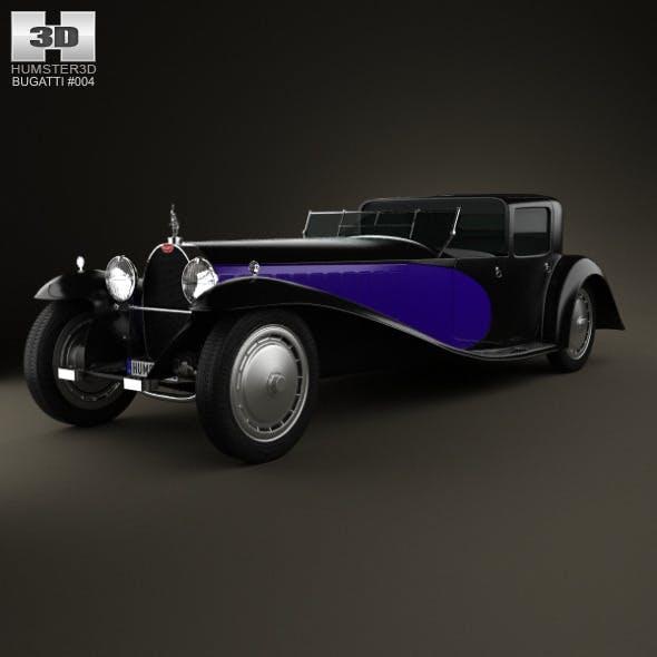 Bugatti Royale (Type 41) 1927