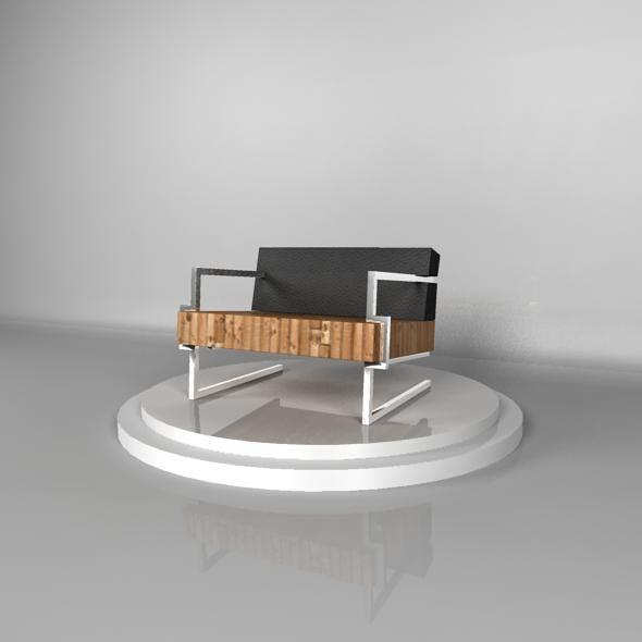 Designer Chair - Textured
