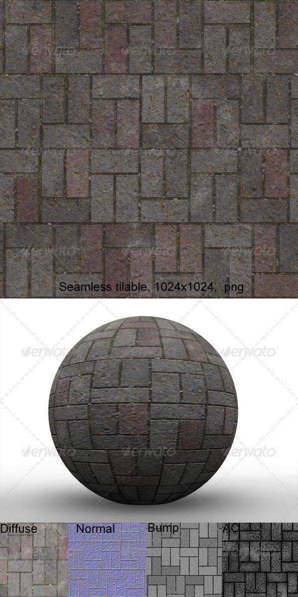 Pavement 6 - 3DOcean Item for Sale