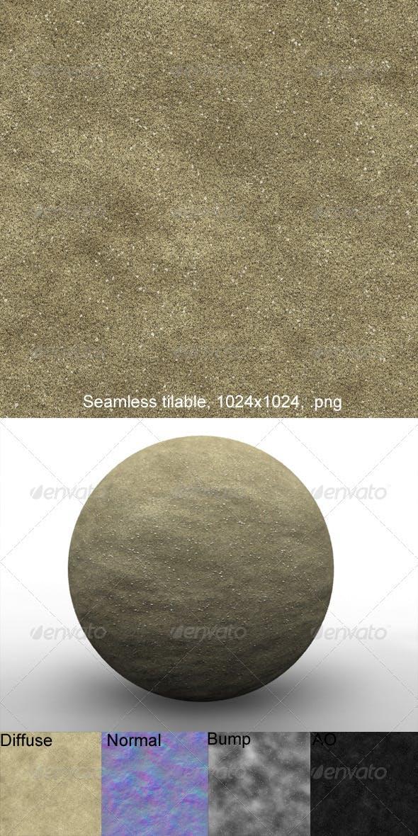 Sand 1 - 3DOcean Item for Sale
