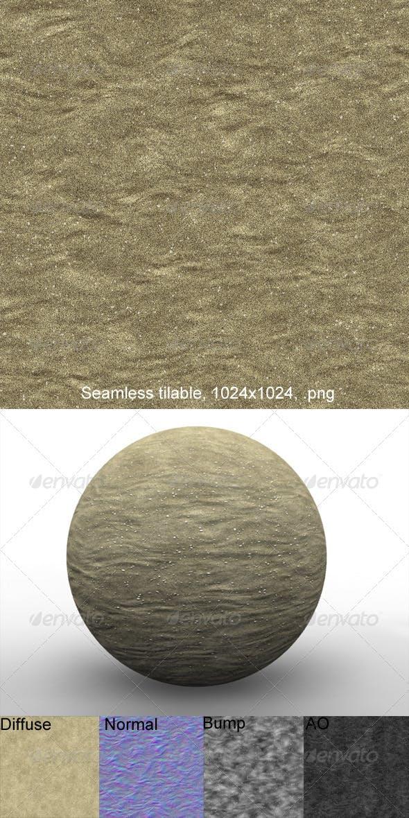 Sand 3 - 3DOcean Item for Sale