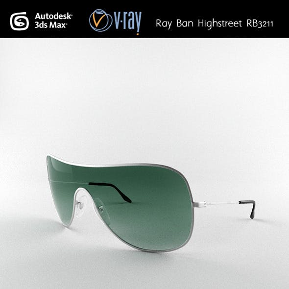Ray Ban Highstreet RB3211