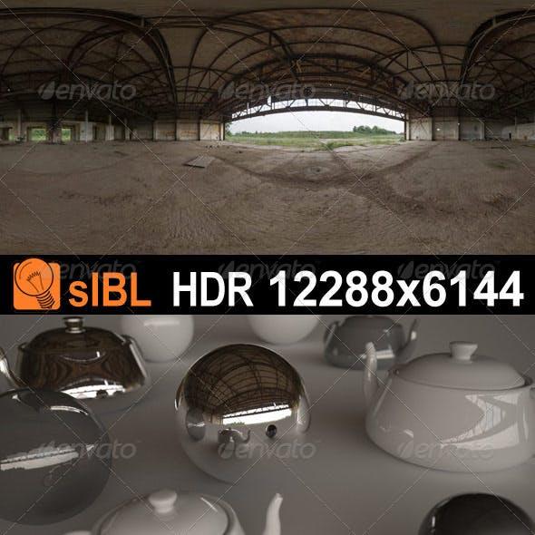 HDR 071 Old Hangar sIBL