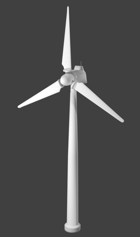 Wind Mill - 3DOcean Item for Sale