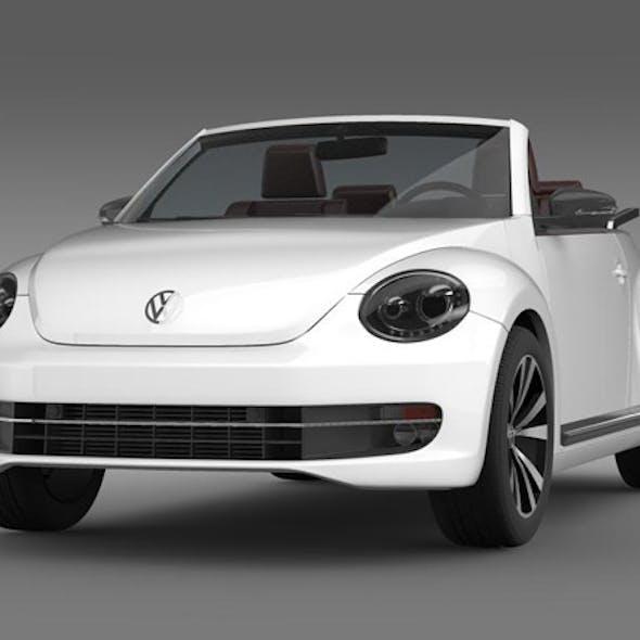 VW Beetle Cabrio sport