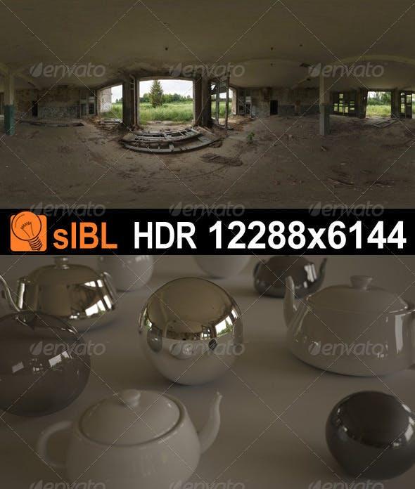 HDR 072 Old Building sIBL - 3DOcean Item for Sale
