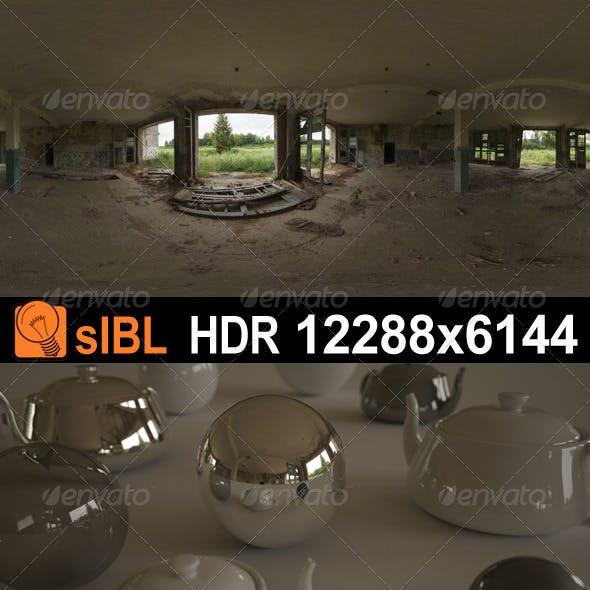 HDR 072 Old Building sIBL
