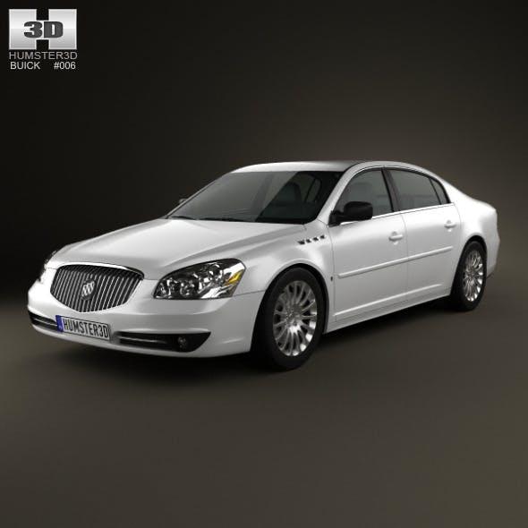 Buick Lucerne 2011 - 3DOcean Item for Sale