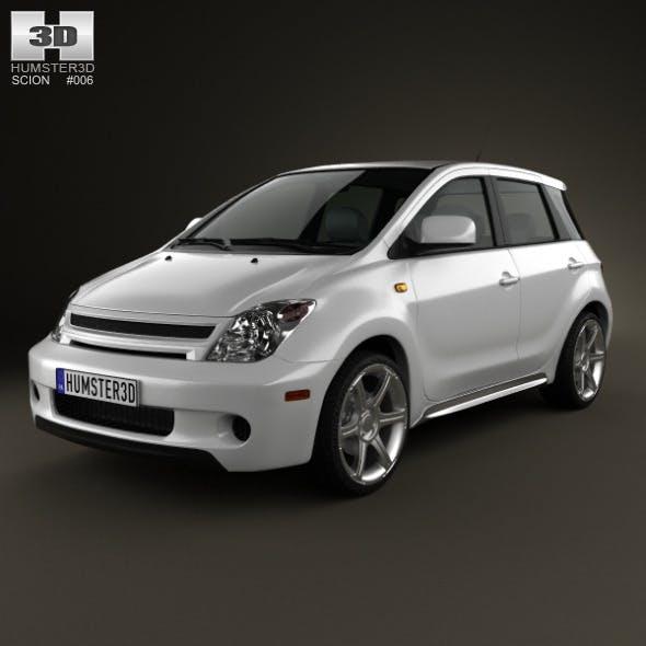 Scion xA 2006 - 3DOcean Item for Sale