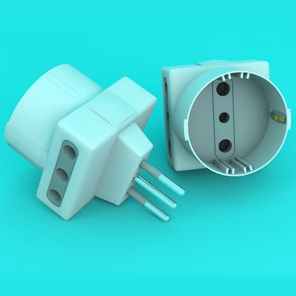 Schuco Outlet Realistic  - 3DOcean Item for Sale