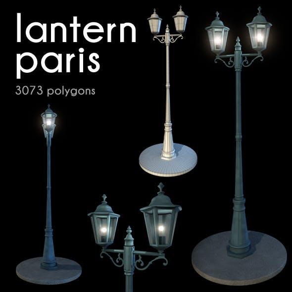 Lantern Paris