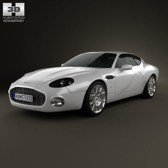 Aston Martin DB7 GT Zagato 2002