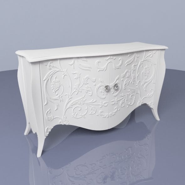 Sideboard From Luciano Zonta - 3DOcean Item for Sale