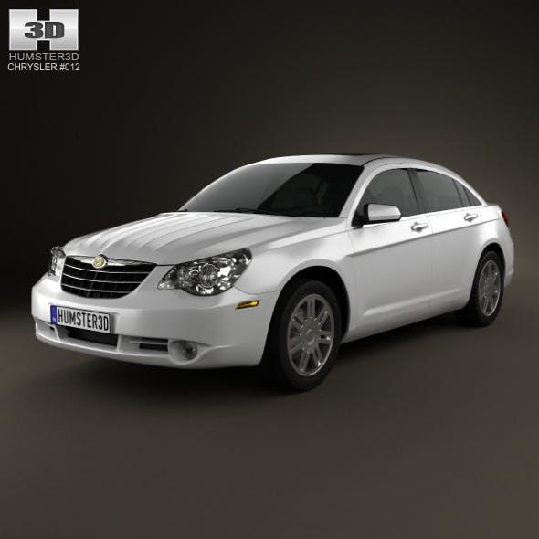 Chrysler Sebring sedan 2007 - 3DOcean Item for Sale