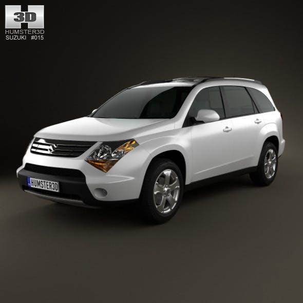 Suzuki XL7 2009 - 3DOcean Item for Sale