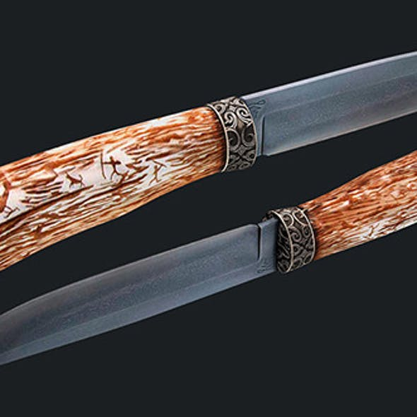 Kizlyar hunting knife