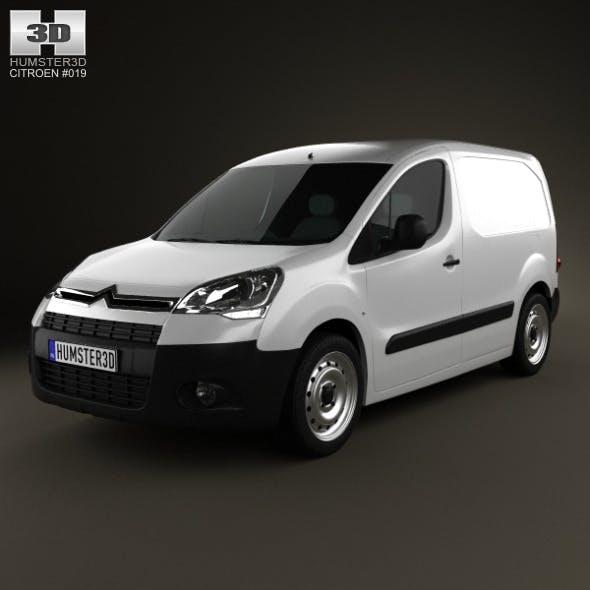 Citroen Berlingo Panel Van L1 2011 - 3DOcean Item for Sale