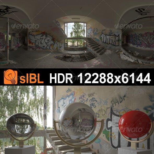 HDR 074 Old Building sIBL