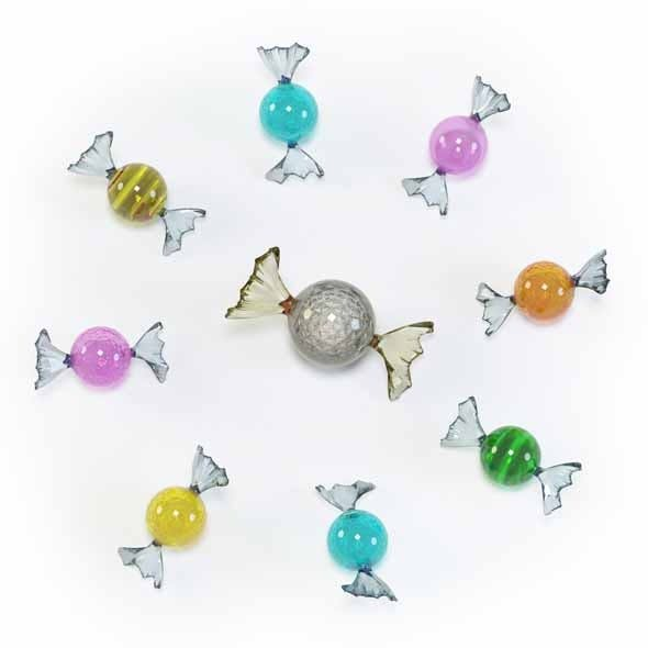 Glass candies - 3DOcean Item for Sale