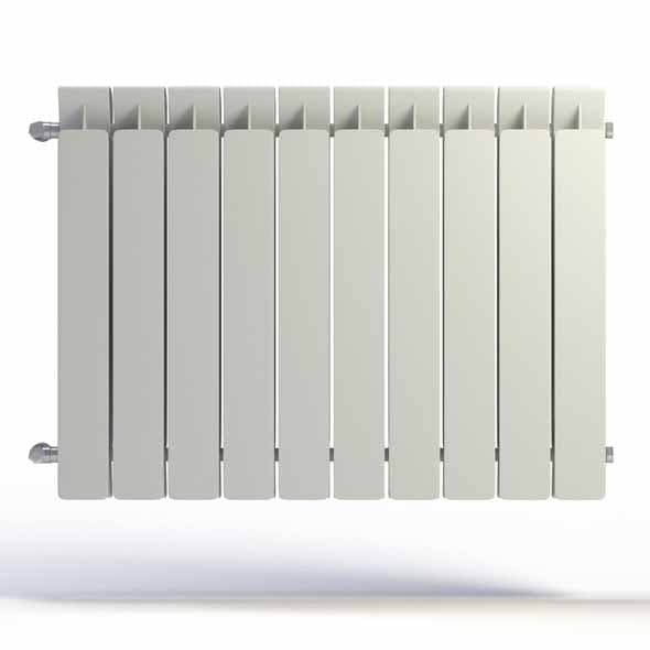 Radiator - 3DOcean Item for Sale