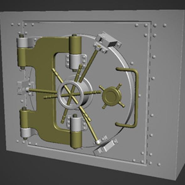 Steel Safe Model