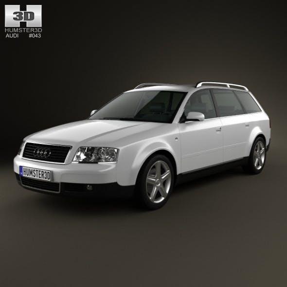Audi A6 avant (C5) 2001 - 3DOcean Item for Sale