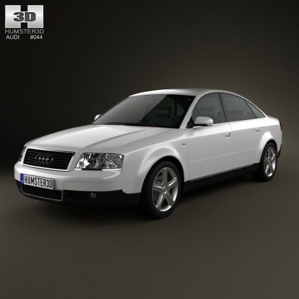 Audi A6 saloon (C5) 2001