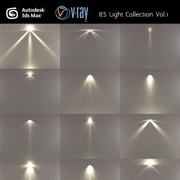 IES Light Collection Vol.1