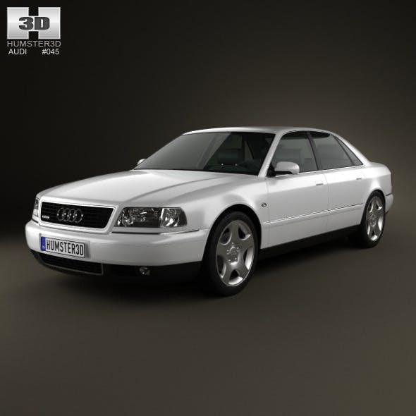Audi A8 (D2) 1999 - 3DOcean Item for Sale